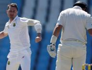 Cricket: Steyn gives South Africa coach Gibson a headache