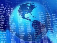 European stocks fall as dollar under pressure