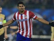 Football: Costa scores on Atletico return in cup rout