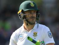 Cricket: It's the pitch we wanted - Du Plessis