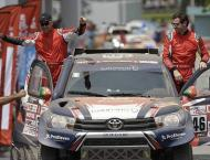 Rallying: Villas-Boas out of Dakar rally