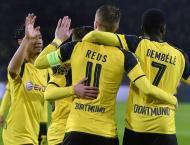 Football: Dortmund resume without Reus, wait on Goetze