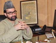Kashmir situation is grim, worrisome: Mirwaiz