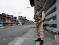 Shutdown in IoK against killings by Indian troops