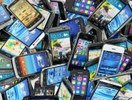 Smuggled smart mobile phones recovered