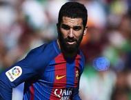 Football: Basaksehir say Turan loan agreed with Barcelona