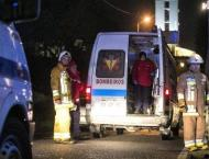 Fire kills eight, injures dozens at Portugal community centre