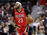 NBA: Davis powers Pelicans, 'Wolves roll over Portland