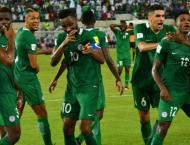 Football: Nigeria announce pre-World Cup friendlies