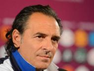 Football: Dubai club sack ex-Italy coach Prandelli