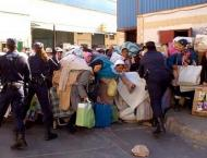 One dead in stampede at Morocco-Spain border