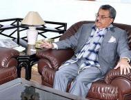 World expo delegation calls on Murtaza Jatoi