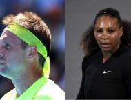 Tennis: Serena tells Sandgren - 'Apologise'