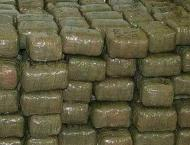 500kg hashish recovered from trailer at check post in Quetta