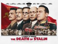 Moscow cinema stops showing 'Death of Stalin' after police raid