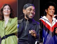 Bruno Mars' '24K Magic' wins Album of Year Grammy