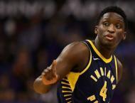 NBA: Pacers power past Hornets, Celtics surprise Nuggets