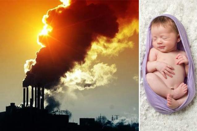 Air Pollution Linked To Childrens Low >> Air Pollution Linked With Low Birth Weight In Babies Says Study