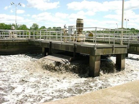 Jaica delegation visits waste water treatment plant