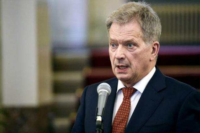 Finland's president Niinisto tipped for re-election in first round vote