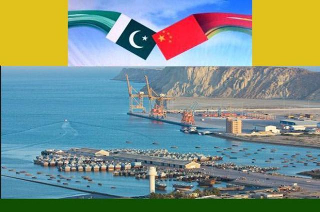 China-built Pakistani port begins handling Afghanistan