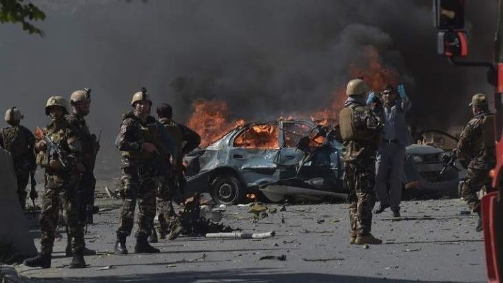United Nations chief condemns terrorist attack in Afghanistan