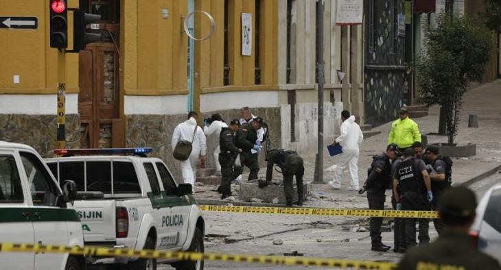 Bomb Attack at Police Station in Colombia: Three Killed, 30 Injured
