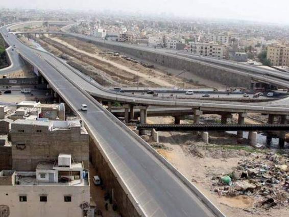PM inaugurates North-Bound Carriageway of Lyari Expressway