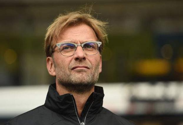 Liverpool boss Jurgen Klopp looks resigned to losing Emre Can