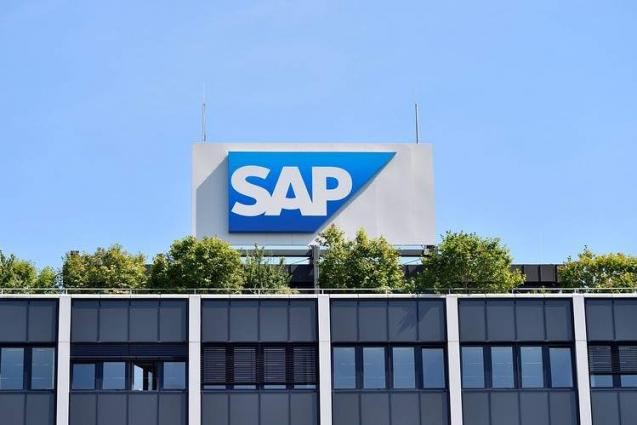 SAP talks up cloud business, buys $2.4 bln sales software firm