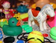 Second-hand toys contain 'surprising' levels of toxic chemicals
