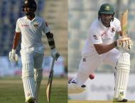 Bangladesh v Sri Lanka first Test scoreboard