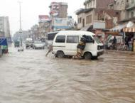 Five killed in rain related incidents in KP