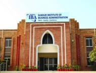 Job fair organised at IBA Sukkur