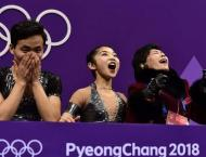 'We are one people': N. Korean skaters wow in dream Olympic debut ..