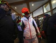 White magic at Olympics as winds blow Shiffrin off-course