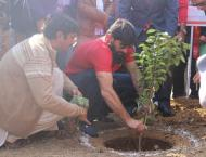 WWF-Pakistan and Islamabad United jointly initiate tree plantatio ..