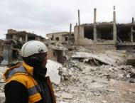First aid convoy this year enters Syria's Ghouta: UN