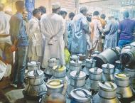 District Admin Mardan launches crackdown against milk sealers