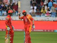 Islamabad United victorious in exhibition match