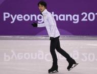 Imperious Yuzuru Hanyu on brink of Olympic title