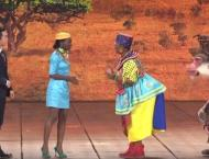Chinese New Year TV gala criticised for 'blackface' skit