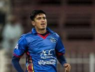 16-year-old record-breaker Mujeeb spins Afghanistan to victory