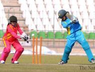 PCB Dynamites defeats Blasters in Triangular Women Cricket 2018