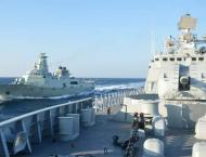 Successful conduct of joint Naval exercises in Arabian Gulf