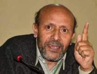 Engr. Rasheed condemns police raids in IOK