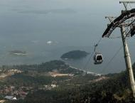 Hundreds stranded in cable car accident on Malaysia's Langkawi