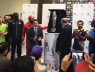 PSL 3 trophy to be unveiled on Tuesday in Dubai