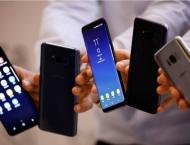 Samsung smart phones maintain market control in S Korea: Report