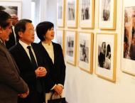 Japanese Ambassador Takashi Kurai inaugurates painting exhibition ..